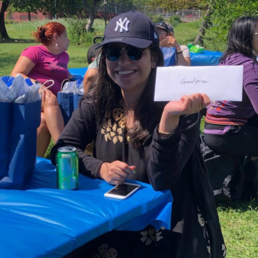 Grand Prize winner at the 2019 company picnic in New York.