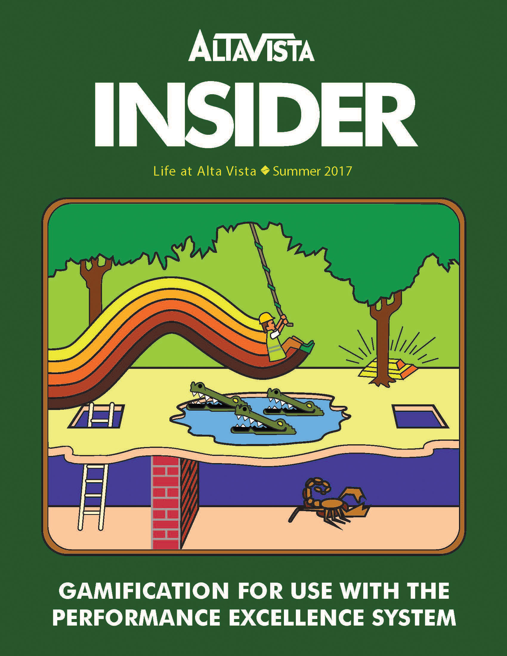 Insider Summer 2017 edition: Gamification (Click to view this issue)
