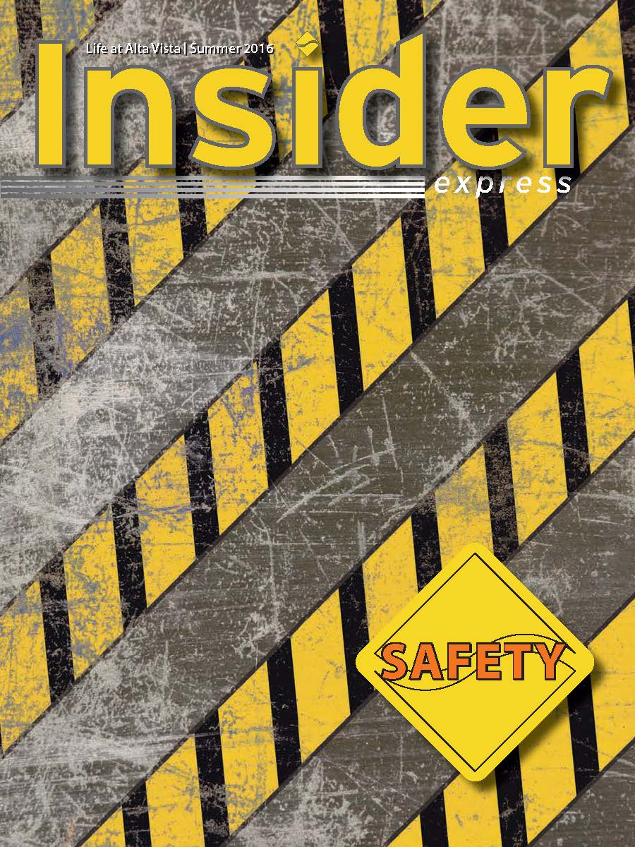 Insider Magazine Summer 2016