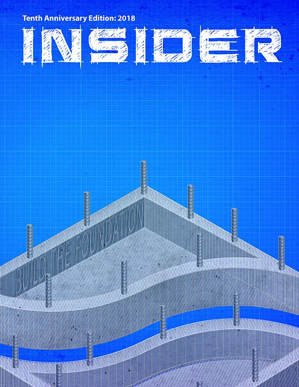 Tenth Anniversary Edition - Insider 2018