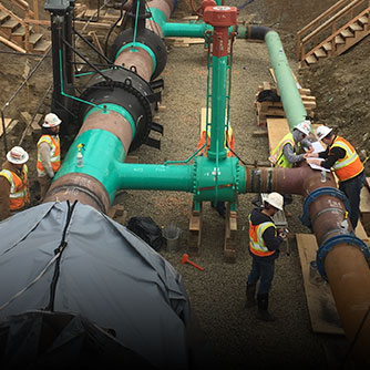Pipeline Nondestructive Testing and Examination