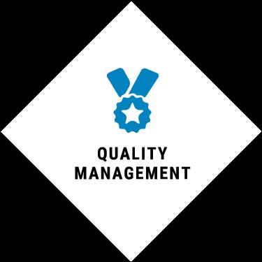 quality management diamond
