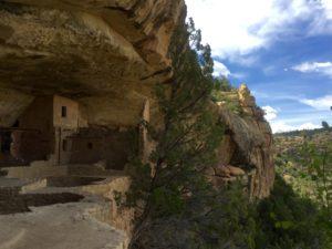Mesa Verde National Park Cliff Dwellings