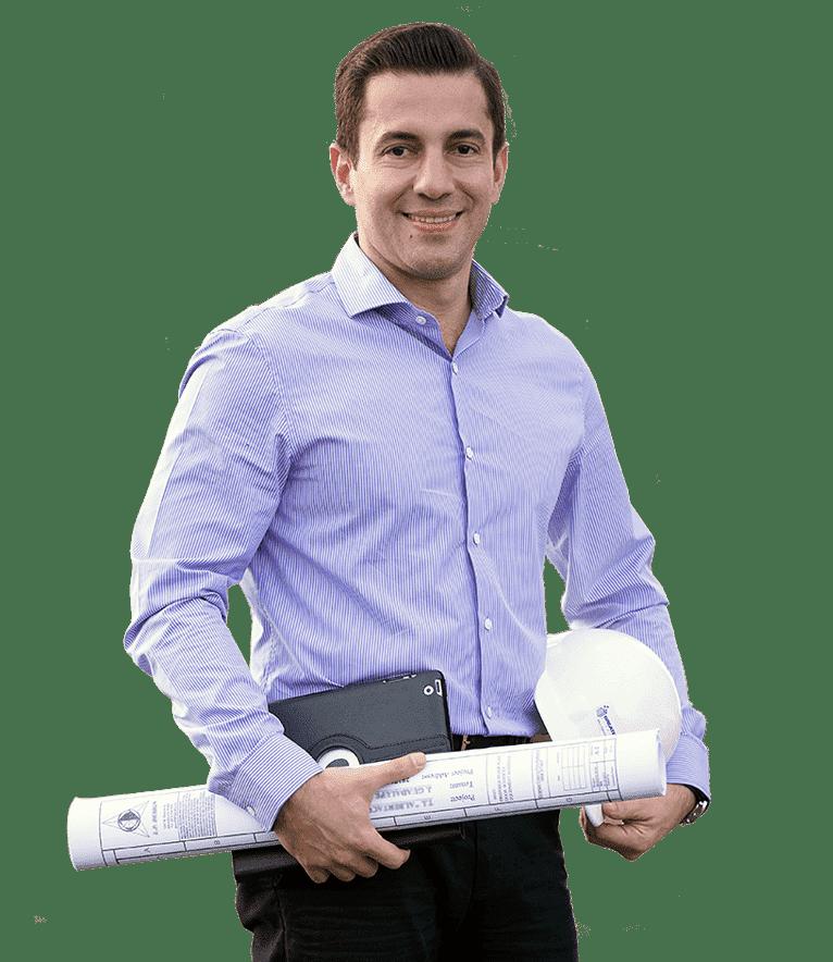 Kaveh Zabeti - Licensed General Contractor in Orange County