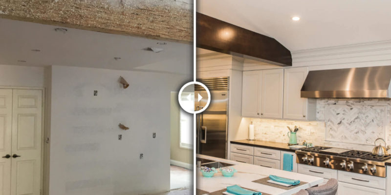 Greater Pacific Construction - Before and After Gallery