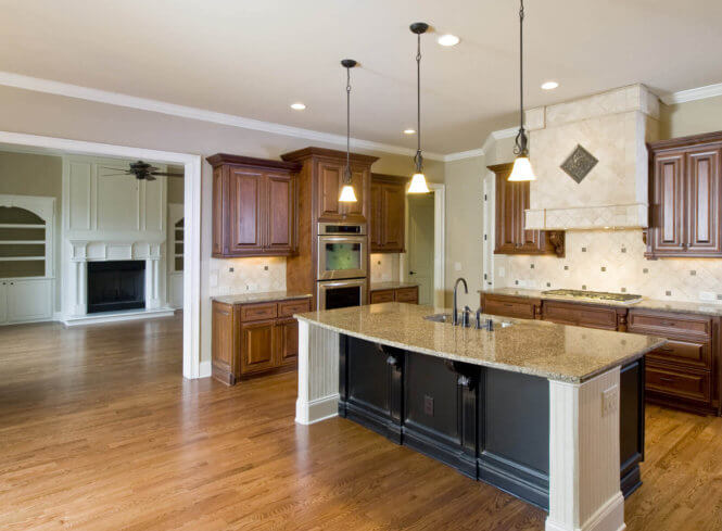 Greater Pacific Construction - Orange County Kitchen Remodeling