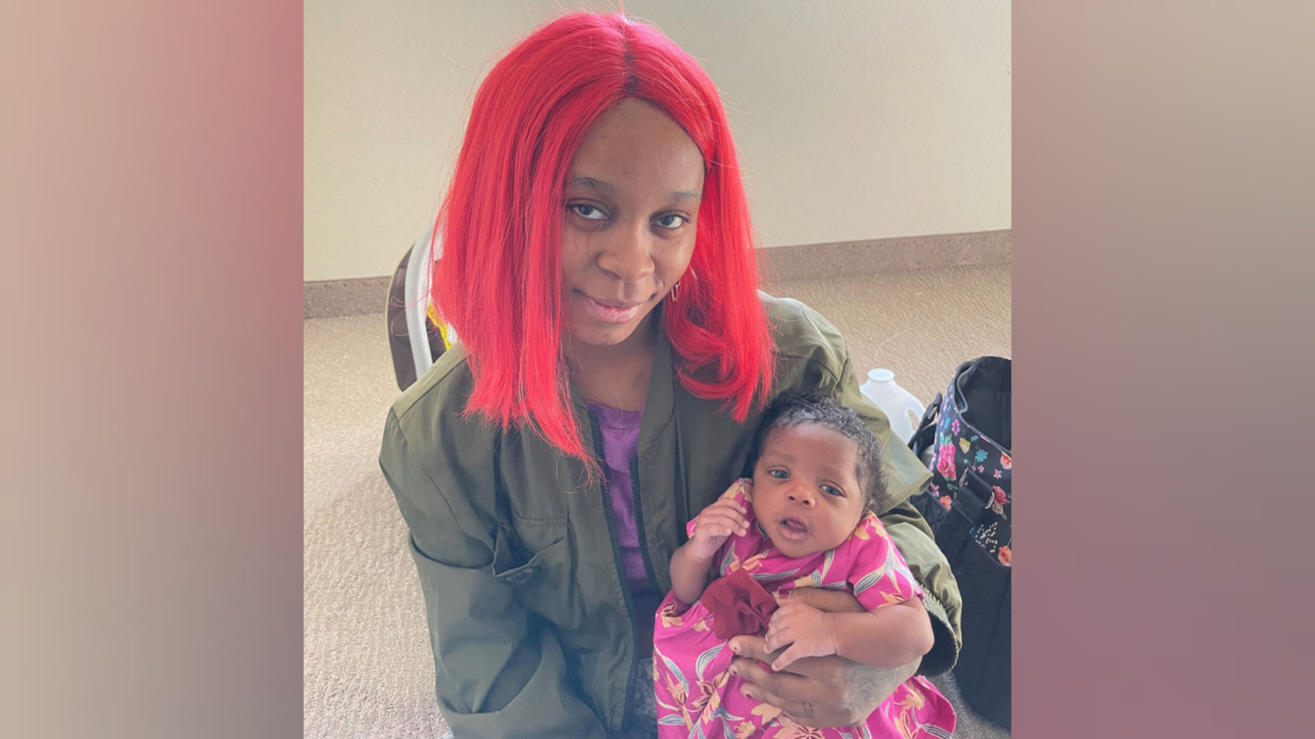 Police in Calhoun County, Michigan are searching for a missing baby who may be in danger after her mother did not surrender her over to CPS.