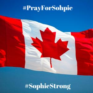 Social Media Hashtags about Sophie Gregoire-Trudeau's request for more help