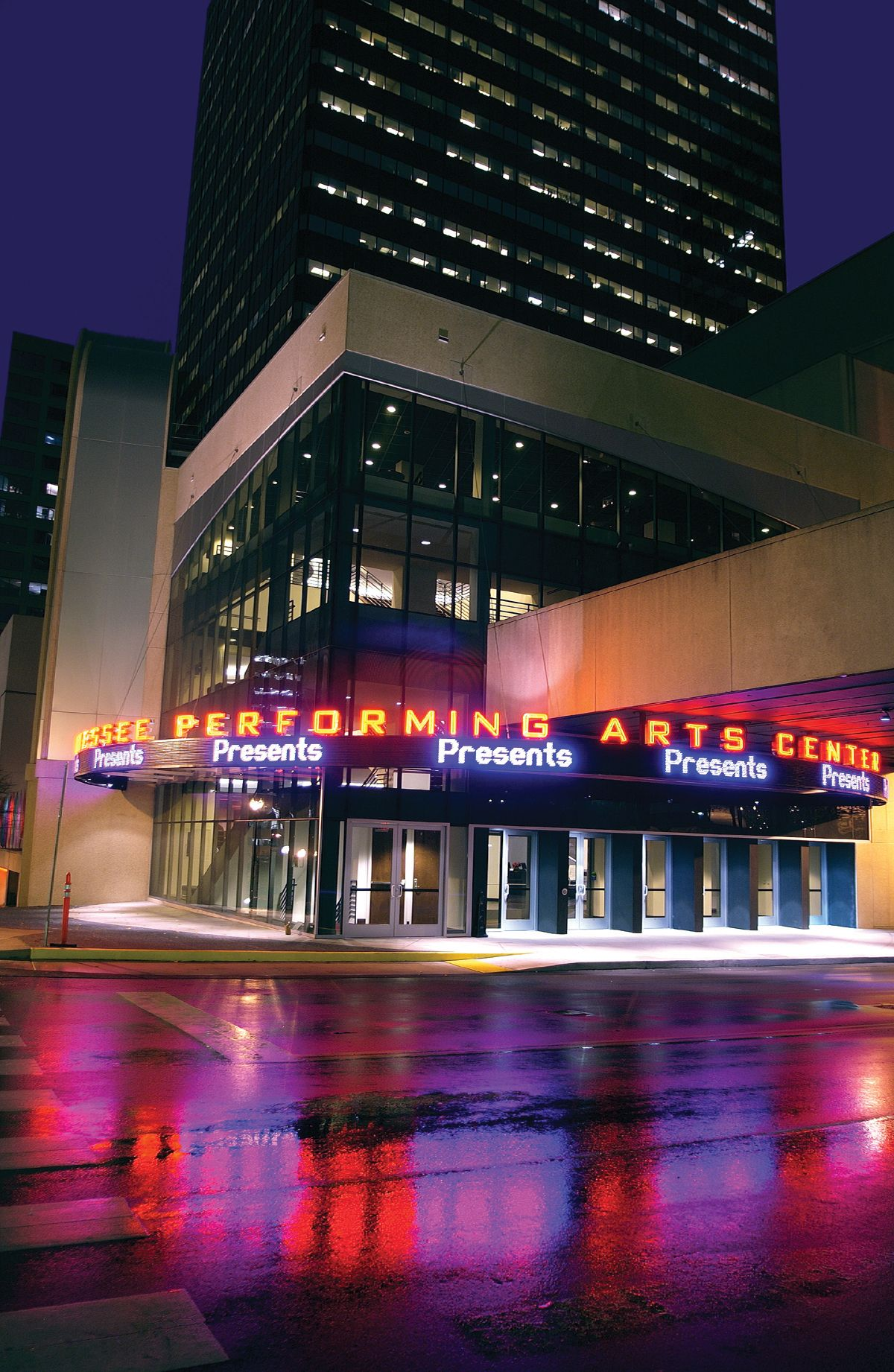 TENNESSEE PERFORMING ARTS