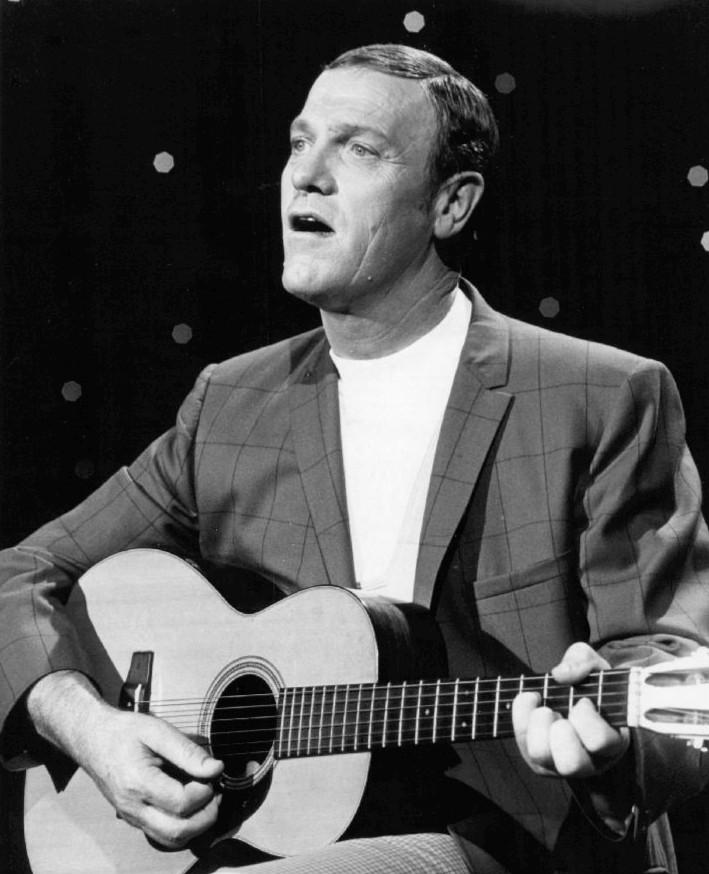 Eddie Arnold, taken in 1969