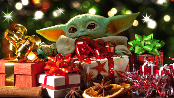 Move over Elf on a Shelf, this is the year of Baby Yoda