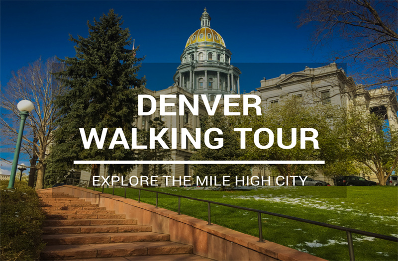 Denver History and Highlights Walking Tour