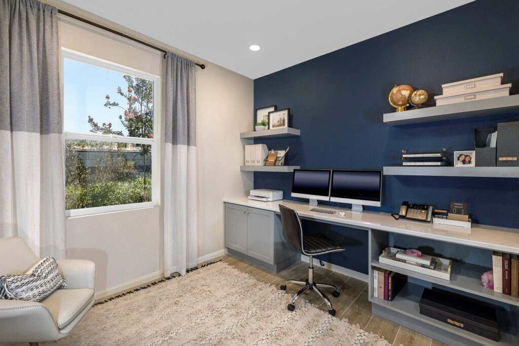 KB Home debuts new home office concept designed to meet the needs of today's homeowners