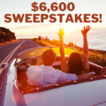 Car Payments For A Year: $6,600 Sweepstakes!