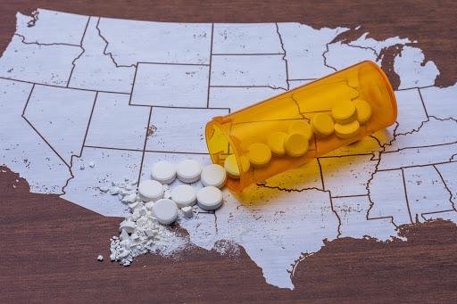 US drug overdose statistics
