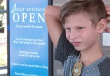 boy in foster care