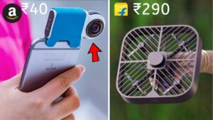 11 Amazing Cool Gadgets Available on Amazon & Flipkart & Aliexpress   Under Rs99 to 500 & 10k