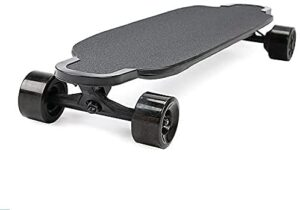 Cheap 4 Wheels Fast Electric Longboard Skateboard with Dual hub Motors 600w2 and Solid Trucks for Adults