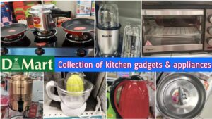 Dmart tour, latest collection of kitchen gadgets & appliances, electric & stainles steel, affordable