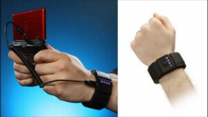 LATEST  GADGETS - WRISTBAND CHARGER