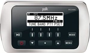Polk PRC200BC Wired Remote for Polk PA450UM Marine Stereo System Consumer Electronics