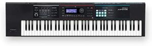 Roland JUNO-DS 76-Key Lightweight Synth-Action Keyboard with Pro Sounds