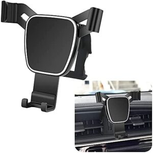 LUNQIN Car Phone Holder for 2017-2019 Toyota Corolla Auto Accessories Navigation Bracket Interior Decoration Mobile Cell Phone Mount