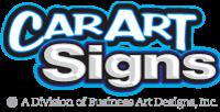 Car Art Signs