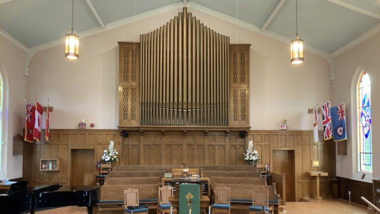 Current Worship Service