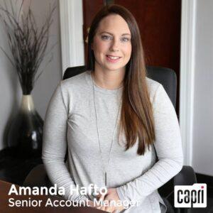 Amanda Hafto Capri Bookkeeping