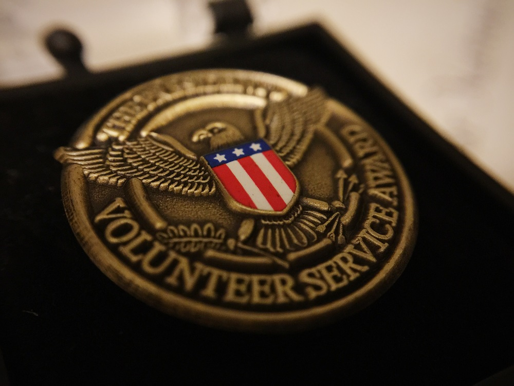 The Homeland Security Foundation of America to Offer President's Volunteer Service Award