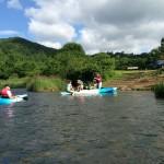 Todd Outdoor shot kayaking