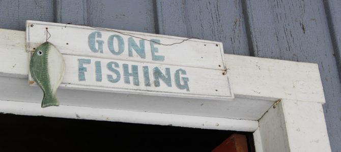 Fishing in Todd