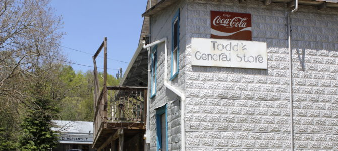 Todd General Store – Reopening This Summer!