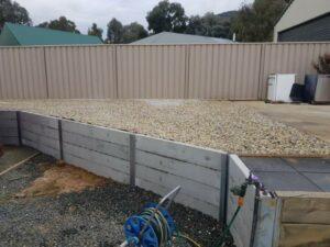 a1 retaining walls