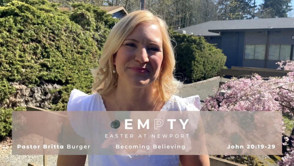 Becoming Believing