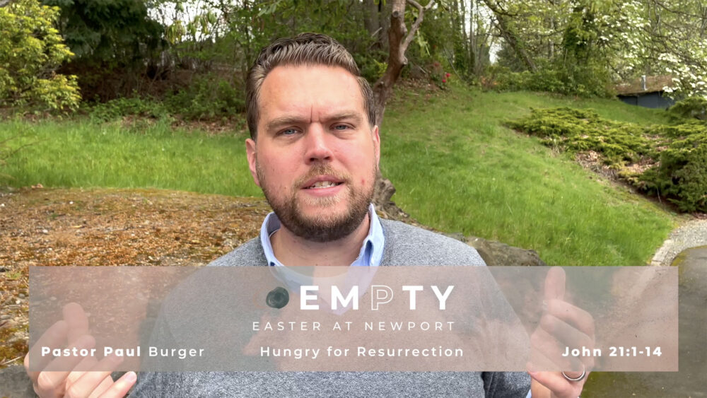 Hungry for Resurrection Image