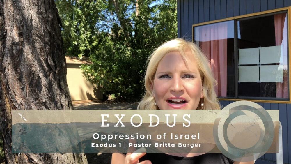 Oppression of Israel