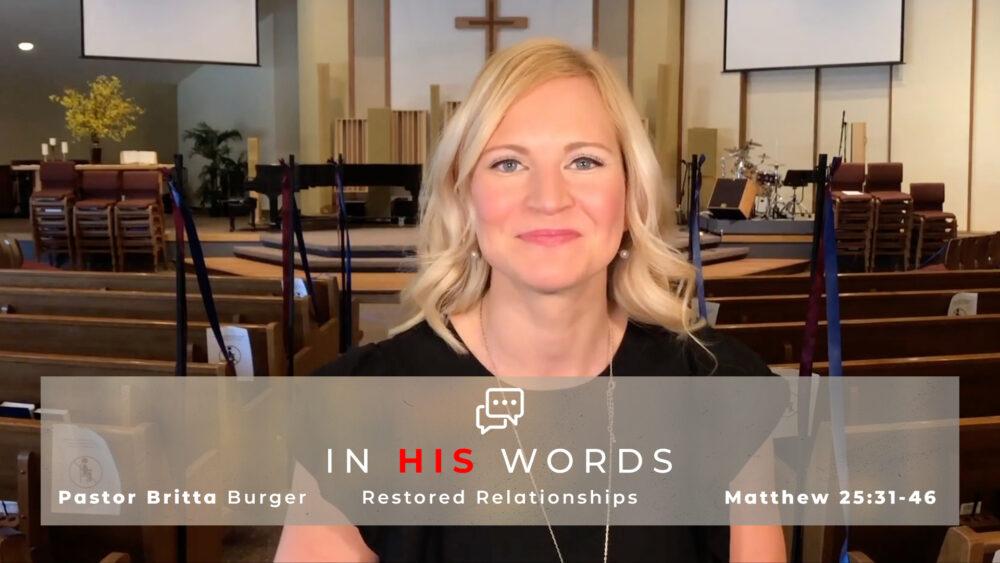 Restored Relationships Image