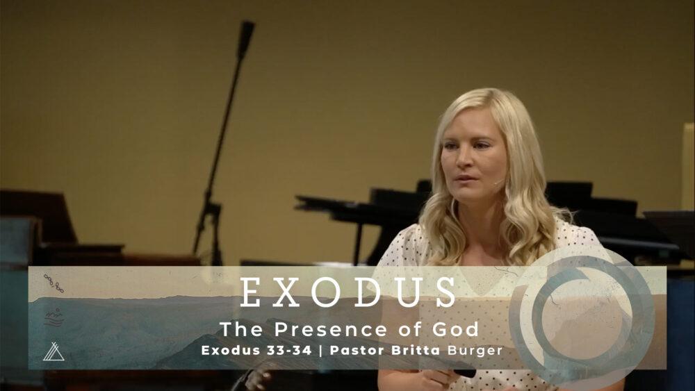 The Presence of God Image