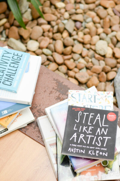 Libros de creatividad
