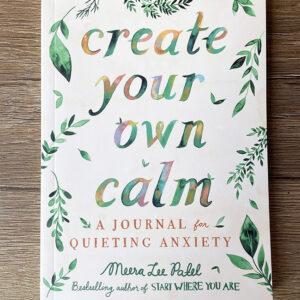 Libro create your own calm