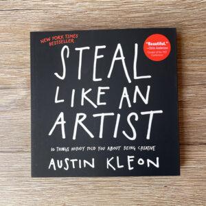 Libro Steal like an artist