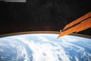 NASA air glow over Indian Ocean