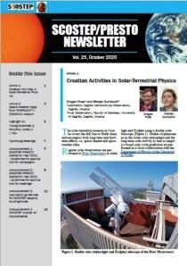 SCOSTEP-PRESTO Newsletter
