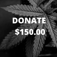 Donate $150.00