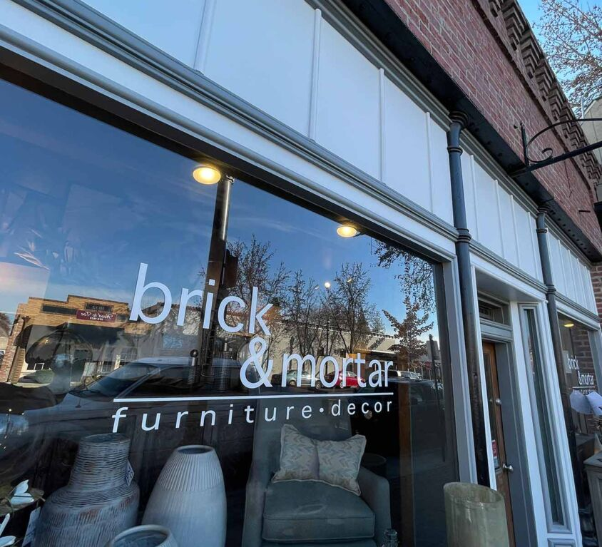 Brick & Mortar Furniture & Decor