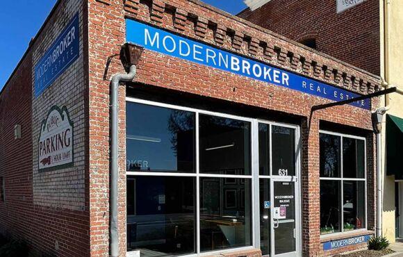 Modern Broker Real Estate