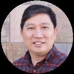 池韋盈牧師 Rev. Wayne Chi