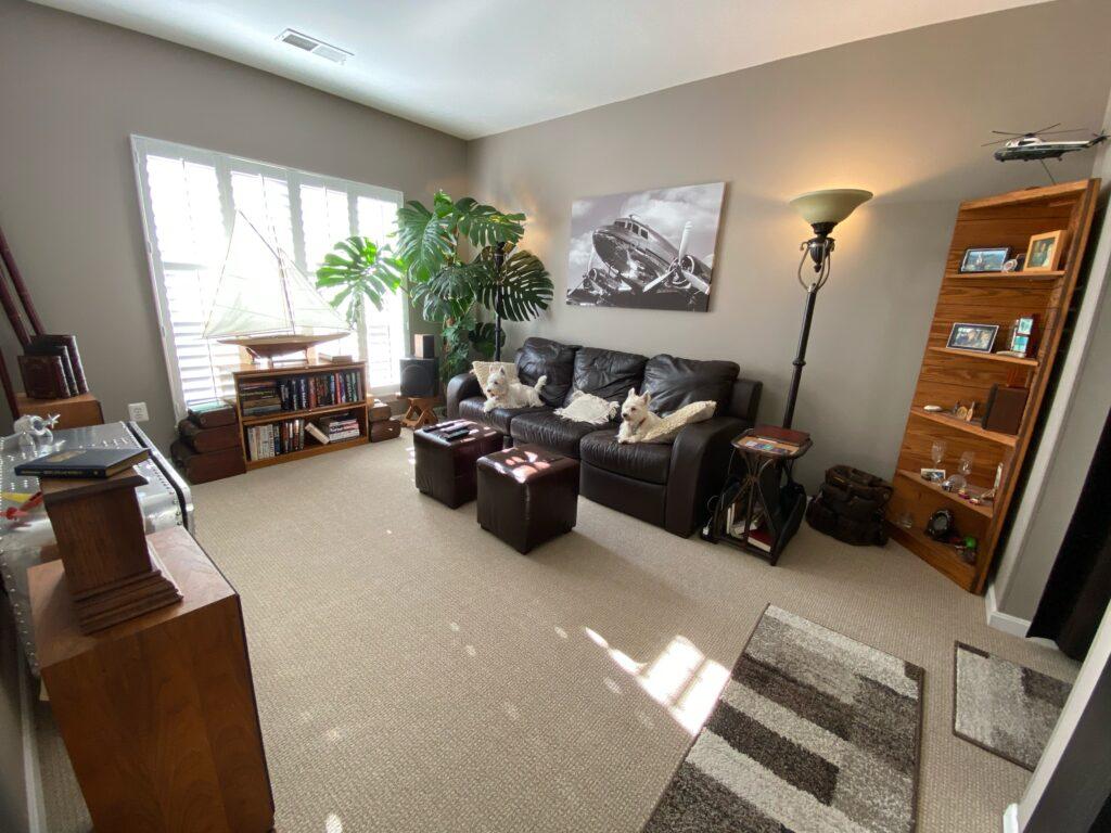 Exchange at Van Dorn Condos Kennedy unit bedroom/den